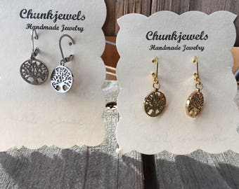Tree of Life Earrings (choice)