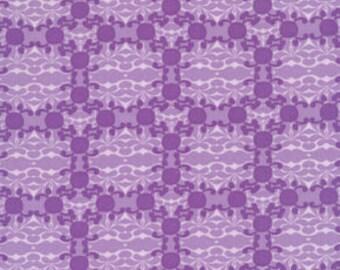 Free Spirit Fabric, Morning Tides by Mark Cesarik, MC16 Water in Purple