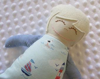 Jimmy Small Handmade Baby DOll