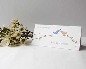 WEDDINGS | Place Cards