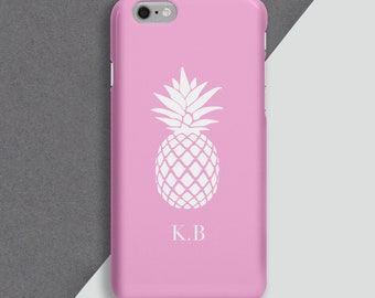 Phone cover  | Personalised phone case | Pineapple cell cover| Phone skin | Personalised cell case | iPhone | Samsung | Pineapple Phone Case