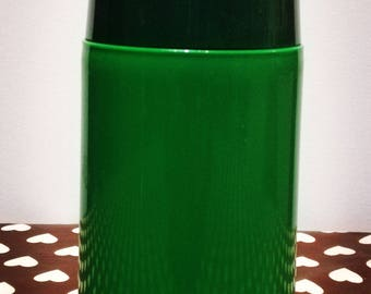 vintage green thermos DACAPO (1/2 L) brand new