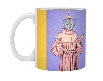 Devotional Droids CYBER mug!