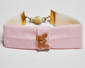 Bow bracelet and Butterfly
