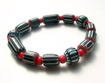 Ethnic beads bracelet