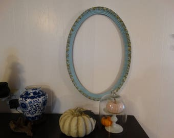 Delicieux Oval Vintage Frame,Shabby Cottage, French Country, Romantic Home