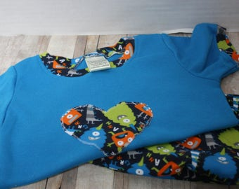 Adorable, Customizable Baby Toddler Monster Pants and T-shirt set (size 12-18 months)