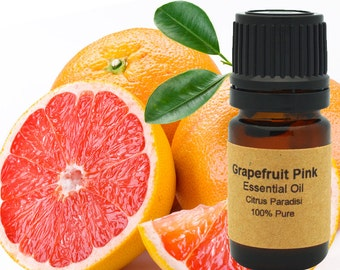 Grapefruit Essential Oil (Pink) 5ml, 10 ml or 15 ml
