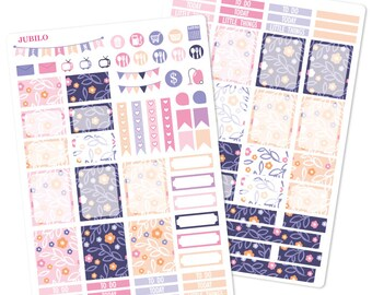 Planner Stickers - Weekly Kit - Daydream Believer