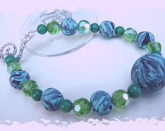 Rich Green Bracelet
