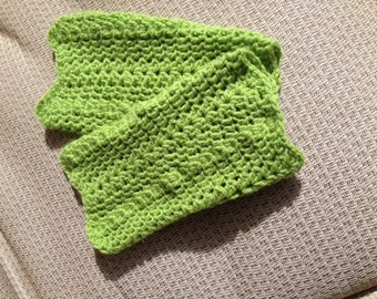 Handmade Crocheted Arm Warmers