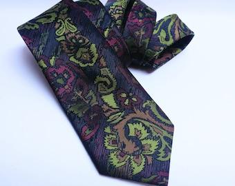 Vintage 80s 90s surreal fantasy tie