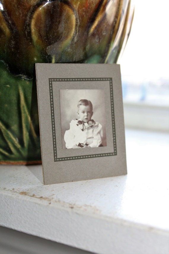 Antique Photograph Cabinet Card 1800s Victorian Boy