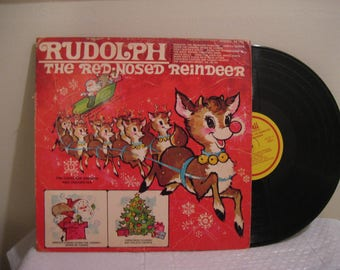 rudolph the red nosed reindeer and other classic songs, lp (record)