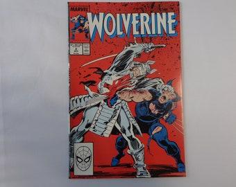 Wolverine Number 2 (1988)
