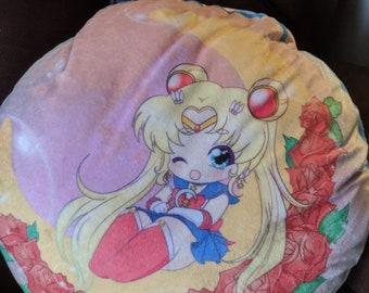 Sailor Moon/Princess Serenity pillow