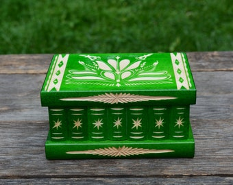 Wooden Jewelry box Keepsake box Mystery box Home decor Mothers day Birthday gift Wooden box Puzzle box Best friend gift, Best selling items