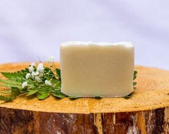 Lime & Lavender Natural Handmade Soap