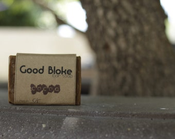 Cocoa Bar Soap - Good Bloke
