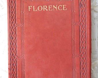 1912 Florence and her Art by Georg Biermann Translated by Francis F. Cox