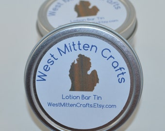 Lotion Bar Tin