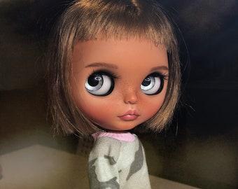 SALE%Cherry Beach sunset••ooak custom Origina Takara blythe doll