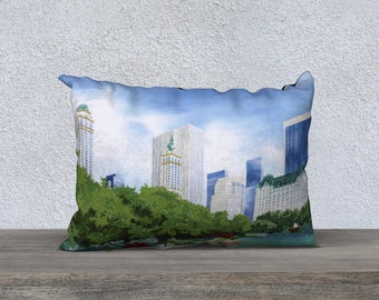Central Park Pillowcase