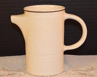 Brendan Erin Stone Creamer Vintage Irish Creamer Syrup Pitcher Made in Ireland Arklow Modern Mid Century Creamer Irish Stoneware Pottery