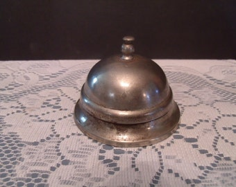 Vintage Store Counter Bell, from the 60's, (# 566/bb20)