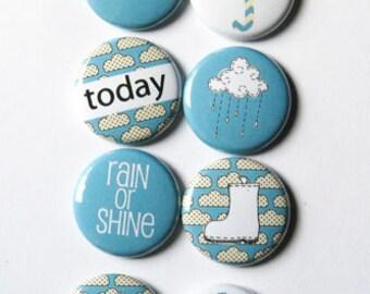 Rain or Shine flair