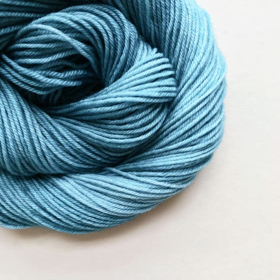 BLUEFIN hand dyed yarn