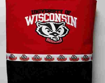 Wisconsin Badgers Purse