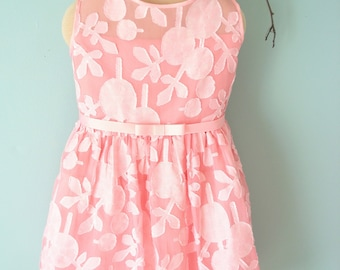 Antoinette  Dress with Front Bow