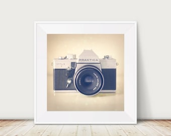 Through the Looking Glass 03 - Fine Art Print Camera Praktika vintage Photography Portrait Film analog