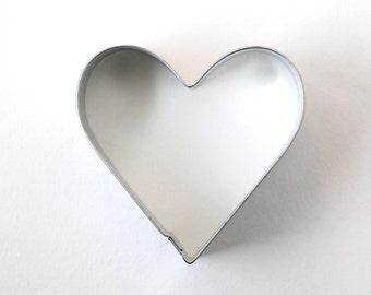 Heart Cookie Cutter - Valentine's Day Heart Cookie Cutter