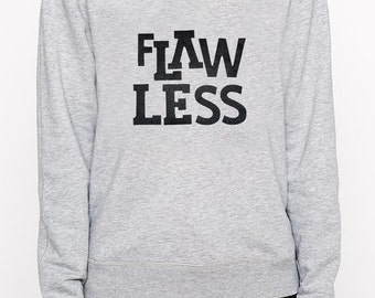 FLAWLESS Customizable Iron On Hotfix Letters Word Patch Appliques