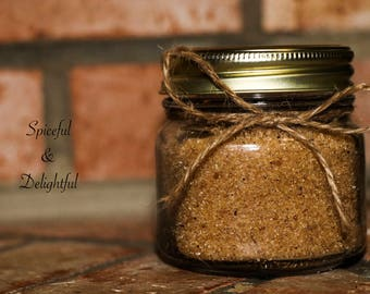 Organic Sugar Scrub - Spiteful and Delightful