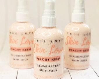 Peachy Keen Illuminating Skin Milk