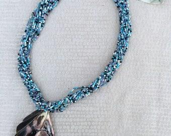 Mystic Blue Necklace