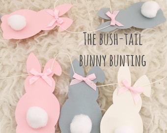 Easter bunny bunting /*garland*