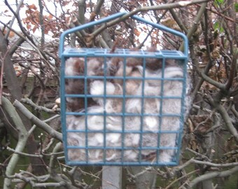 Bird Nesting Material (100% alpaca wool) UK Shipping only!