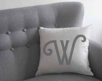Single Initial Cushion