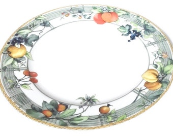 Wedgwood Eden dinner plate - vintage Wedgwood Home Collection