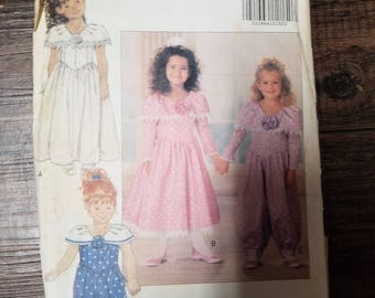 Butterick Pattern Child Size 5-6X  #5865