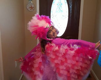 Flamingo Costume!!