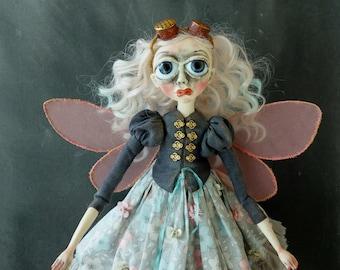 OOAK ART Doll '' Sara ''