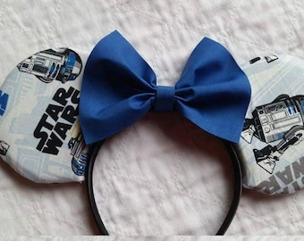 Star Wars Minnie Mouse Ears