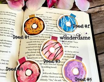 Donut Bookmarks
