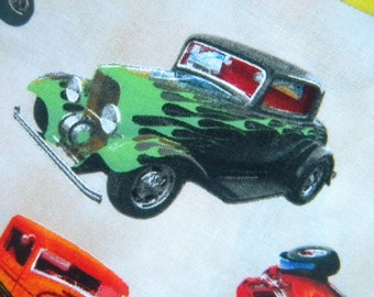 In Motion--hot rod cars--by the bolt--Elizabeth's Studio