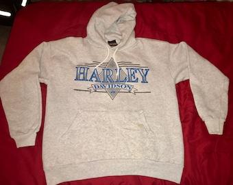 Vintage Harley Davidson hoodie